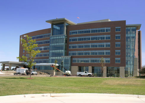 Mercy Hospital, Des Moines/Forest Park Medical Center